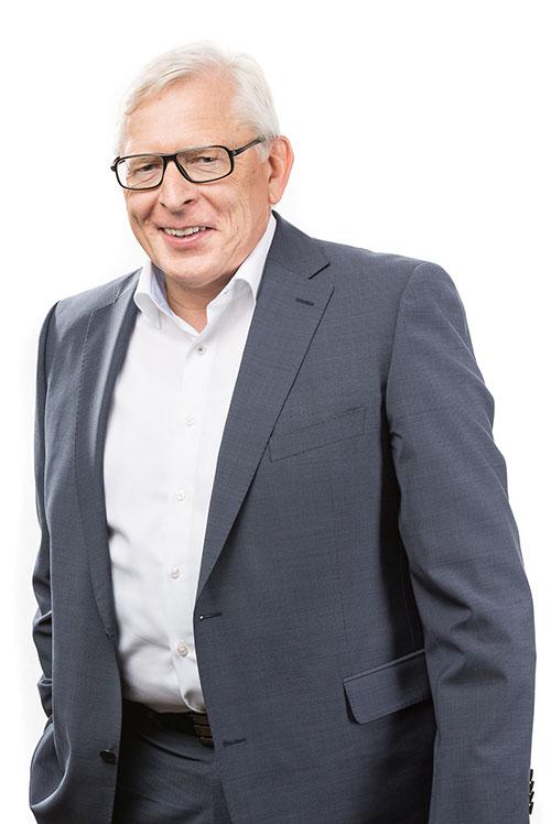 Porträt Ulrich Zimmek